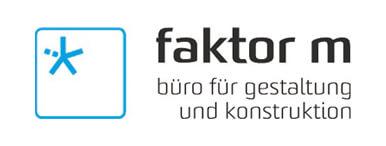 Logo Faktor m