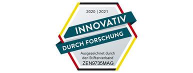 Logo Innovativ durch Forschung