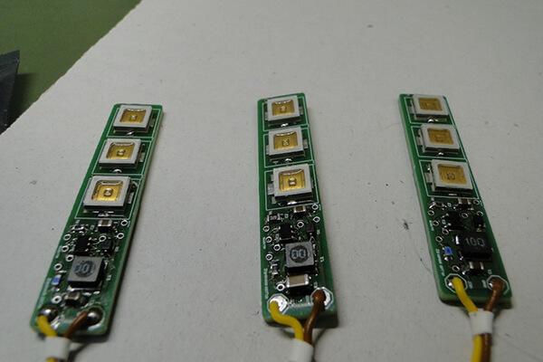 Securer Elektronik